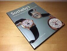 Magazine SOTHEBY'S - Patek Philippe - New York - 20 June 2002 - ENG - N07814