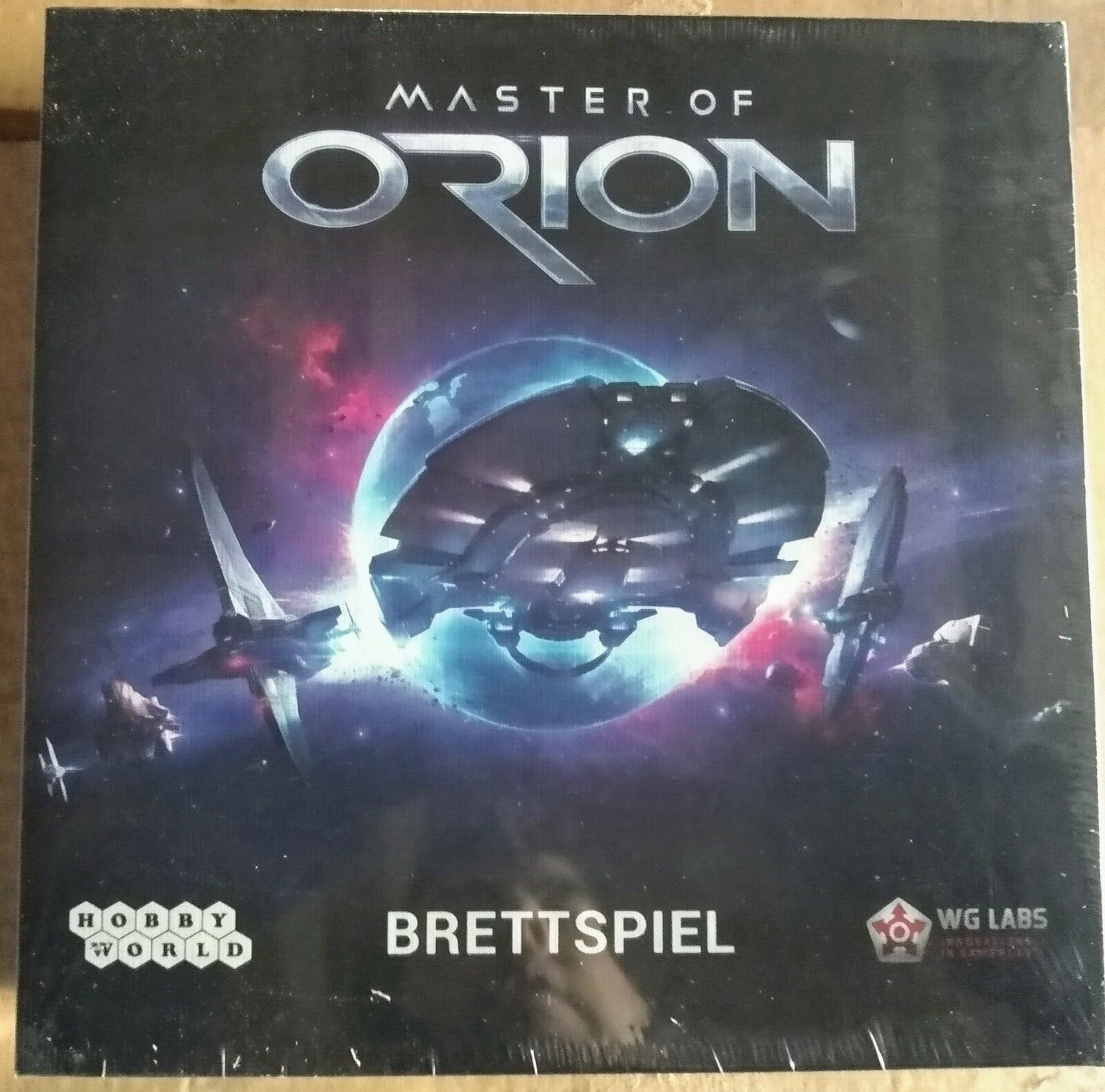 Master of of of Orion - Das Brettspiel ff09f3