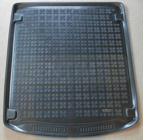 Tapis de baignoire pour audi a6 c7 Avant Kombi 5-porte 2011-noir