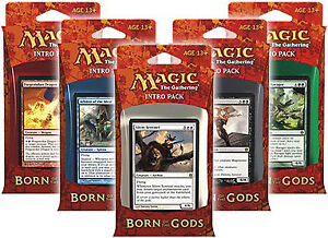 OVERSTOCK ENGLISH SEALED NEW MAGIC MTG ABUGames Born of the Gods Booster Box