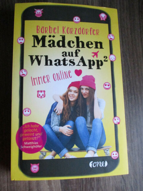 Mädchen auf WhatsApp 2 - Immer online von Bärbel