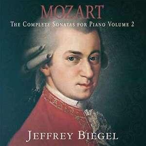 Jeffrey-Biegel-Mozart-The-Complete-Sonatas-para-Piano-Vol-2-CD-3-Nuevo-3X