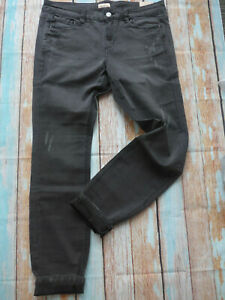 S-Oliver-Jeans-Trousers-Anthracite-Triangle-by-Size-40-to-52-683-32-of-Length