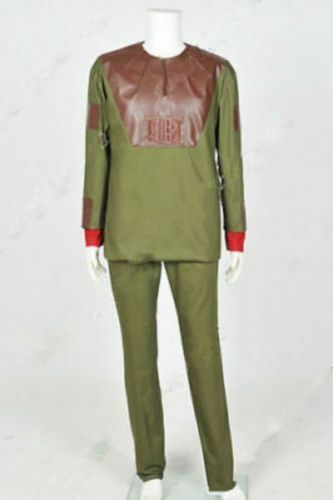 Planet Of The Apes 1968 Cornelius uniform Cosplay  The Full Set Outfit#21 NEW