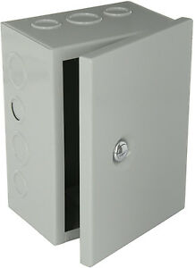 Pro Sheet Heavy Metal Box Steel Safe Electric Panel