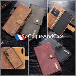 coque wallet huawei p30 pro