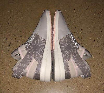 c80abc49641f SUPRA Skytop V Chad Muska Vintage Khaki Bone Size 10 US BMX Skate Shoes  Sneakers