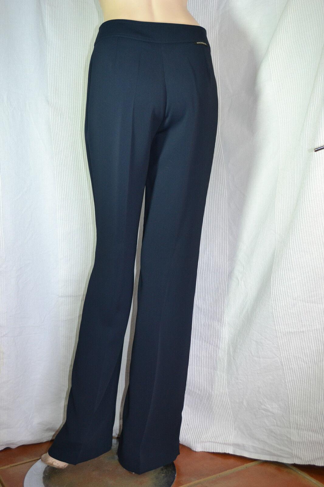 ANINOTO BARCELONA Hose pantalon weites Bein trousers 34 36  XS S NEU   NEW