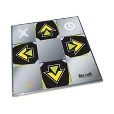 Dance Revolution Energy Metal Dance Pad Recessed Buttons PS/PS2, Wii, Xbox , PC