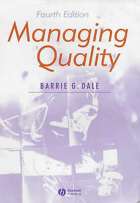 1 of 1 - Managing Quality by