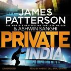 Private India by James Patterson, Ashwin Sanghi (CD-Audio, 2014)