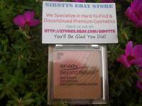 Revlon Beyond Natural Blush & Bronzer, You Pick Shade