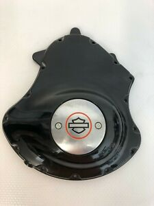 Harley-Davidson-Left-Engine-Cover-25907-04K