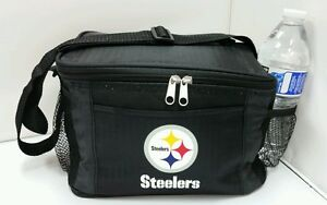 Image Is Loading Nfl Pittsburgh Steelers Lunch Bag Insulated Box Tote