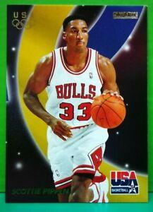 Scottie Pippen card 1996 Skybox USA Basketball #15