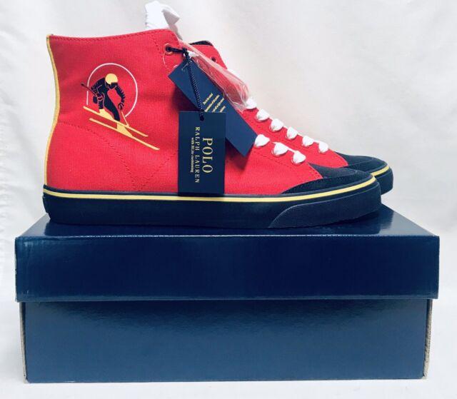 Mens Polo Ralph Lauren Shoes Solomon