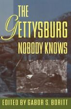 Gettysburg Lectures: The Gettysburg Nobody Knows (1999, Paperback)