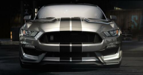 16 Ford Mustang Shelby GT350 GT350R Clear Bra Kit Ventureshield Ultra by 3M
