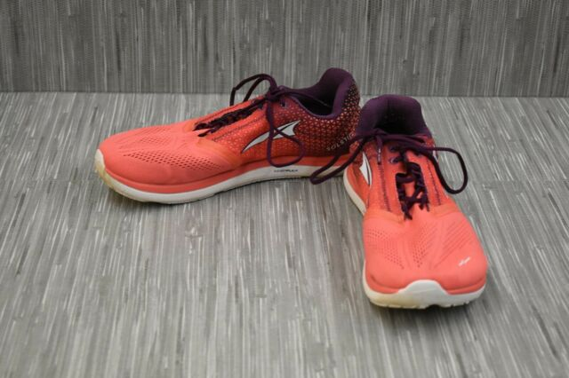 Altra Solstice Afw1836p 61 Zero Drop Running Shoes Women S Size 11 Coral For Sale Online Ebay