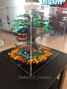 Acrylic-display-case-for-Lego-Tree-House-21318-Sydney-Stock-Top-Rated-Seller