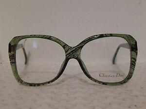 61676b990dc Christian Dior 2450-60 Vintage 80 s Womens Eyeglass Frames (GB17)