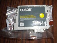 New ! Genuine EpsonC64 C66 CX4600 Yellow Ink Cartridge TO444 C13T044420