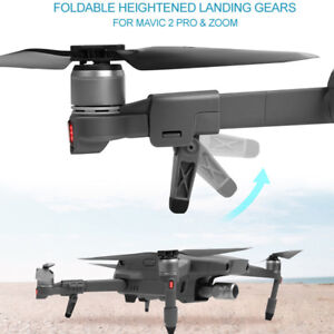 Extended-Landing-Gear-Leg-Support-Protector-Extension-For-DJI-Mavic-2-Pro-Zoom