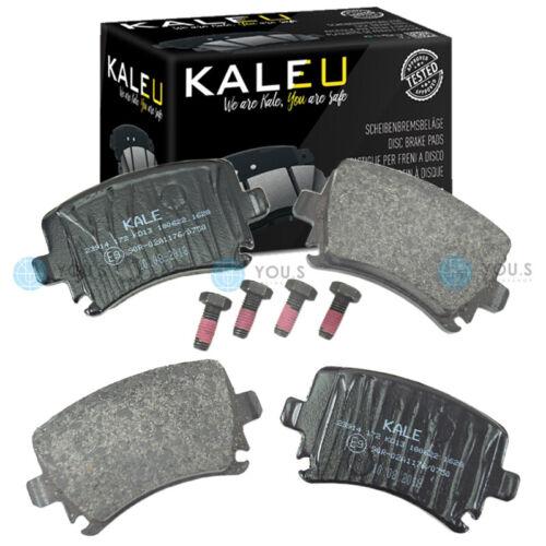 Kale Bremsbelagsatz plaquette de frein arrière pour Audi a4 8ed, b7 a4 Avant 8ec, b7