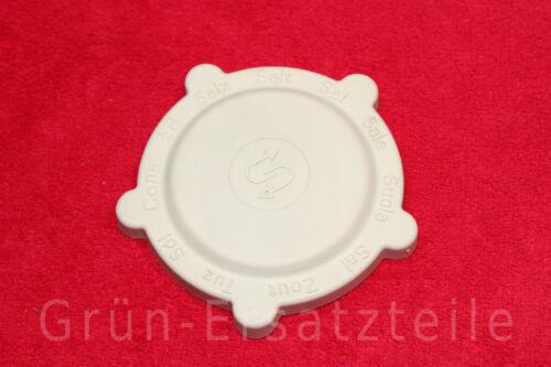 ORIGINAL Salzdeckel 05927572 für Miele Spülmaschine Behälter Verschluss Deckel