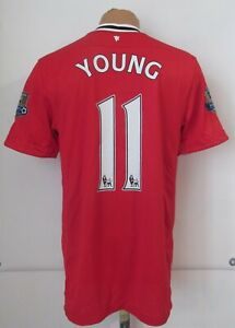 Ashley Young Manchester UnitedHome Jersey