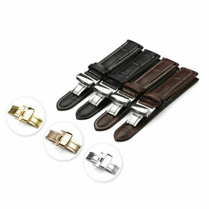 Leather-Watch-Band-Strap-Clasp-Buckle-Replacement-Wristwatch-Belt-Bracelet-Tool