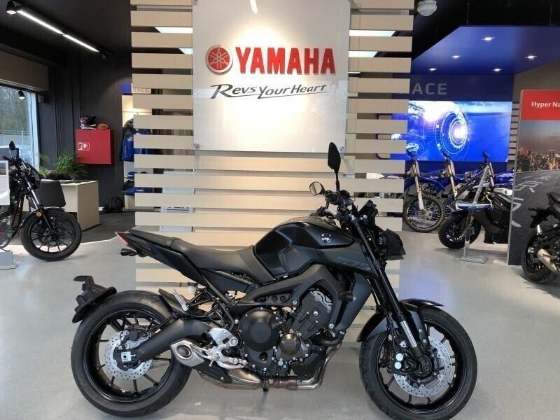 Yamaha, MT-09, ccm 847