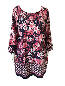 Millers-Vivid-Floral-Long-Sleeve-Top-Size-18
