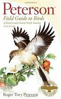 Peterson Field Guide To Birds Of Eastern And Central North America, 6th Edition on sale