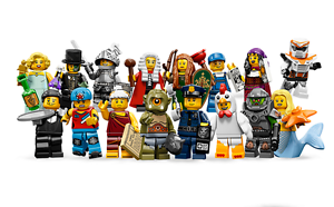 Lego Minifigures  serie 9 (71000) - Choose Your Figure - Au choix