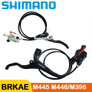 SHIMANO BL-M445 BR-M446 BL-M396 Hydraulic Disc Brake 2 Piston Front or Rear MTB