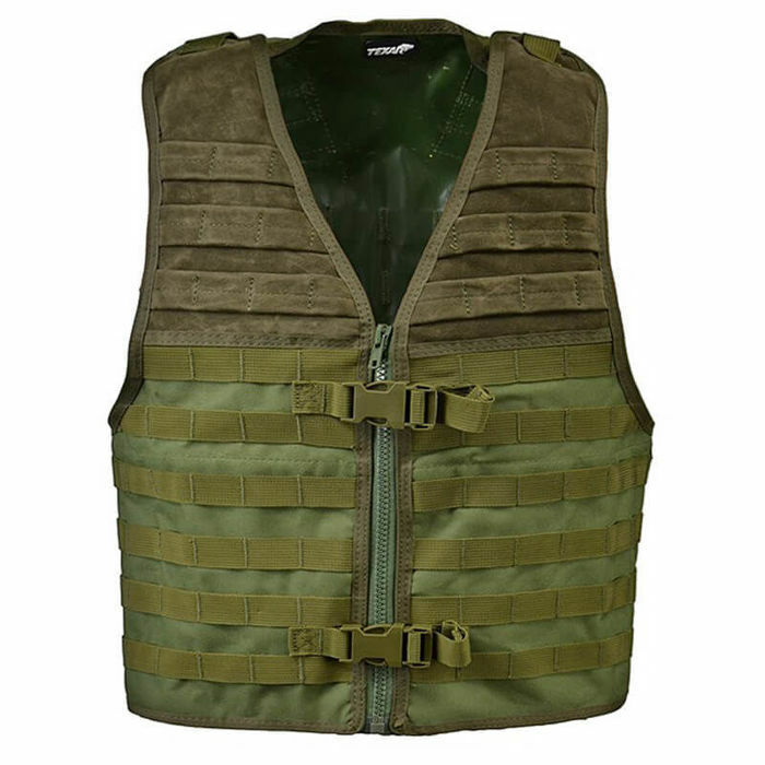Texar Weste Tactical Military Stil MOLLE Combat Army Assault Olive