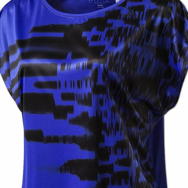 adidas Damen Climalite Shirt Freizeitshirt Fitness Sportshirt Funktionsshirt