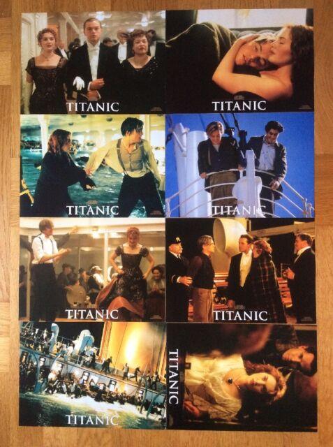 Titanic (Fotosatz '98) - Leonardo DiCaprio / Kate Winslet