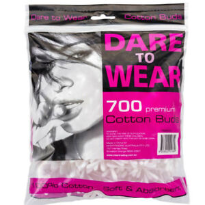 Dare to Wear Pk700 Cotton Buds Premium 100 Cotton