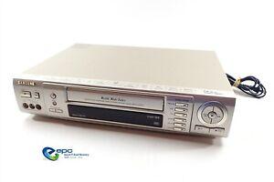 Samsung-SV-5000W-World-Wide-Video-VHS-VCR-PAL-SECAM-NTSC-Converter