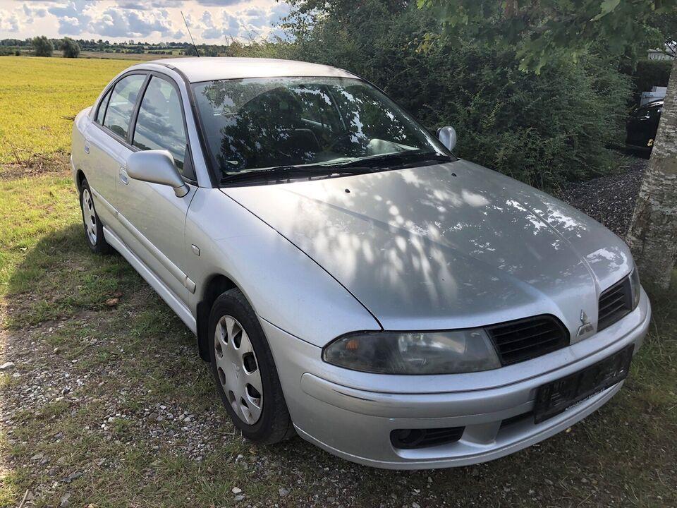 Mitsubishi Carisma, 1,6 IQ, Benzin