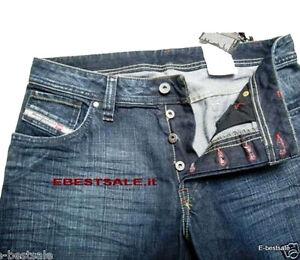 b1252482 Image is loading Jeans-Diesel-Zaf-0087J-100-Original-Various-Sizes