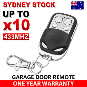 Universal-Replacement-Garage-Door-Car-Gate-Cloning-Remote-Control-Key-Fob-433