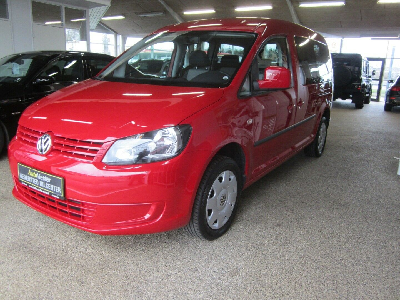 VW Caddy Maxi 1,2 TSi 105 Trendline 5d