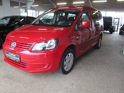 Annonce: VW Caddy Maxi 1,2 TSi 105 Trend... - Pris 199.700 kr.