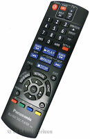 Panasonic N2qayb000575 Remote Control For Dmp-bd75 Blu-ray Players Us Seller