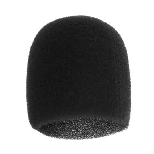 5 Stück Handheld Bühne Mikrofon Windschutzscheibe Schaum Mic