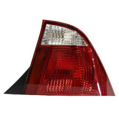 FO2801188N Tail Lamp Passenger Side Fits 2005-2007 Ford Focus