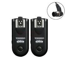 Yongnuo RF-603II Wireless Flash Trigger N1 for Nikon D800 D700 D300s D300 D200